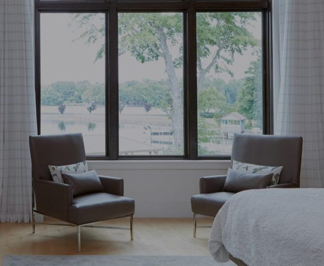 The Folding Door Store can install windows around your home to really brighten rooms & add value to your home in California.