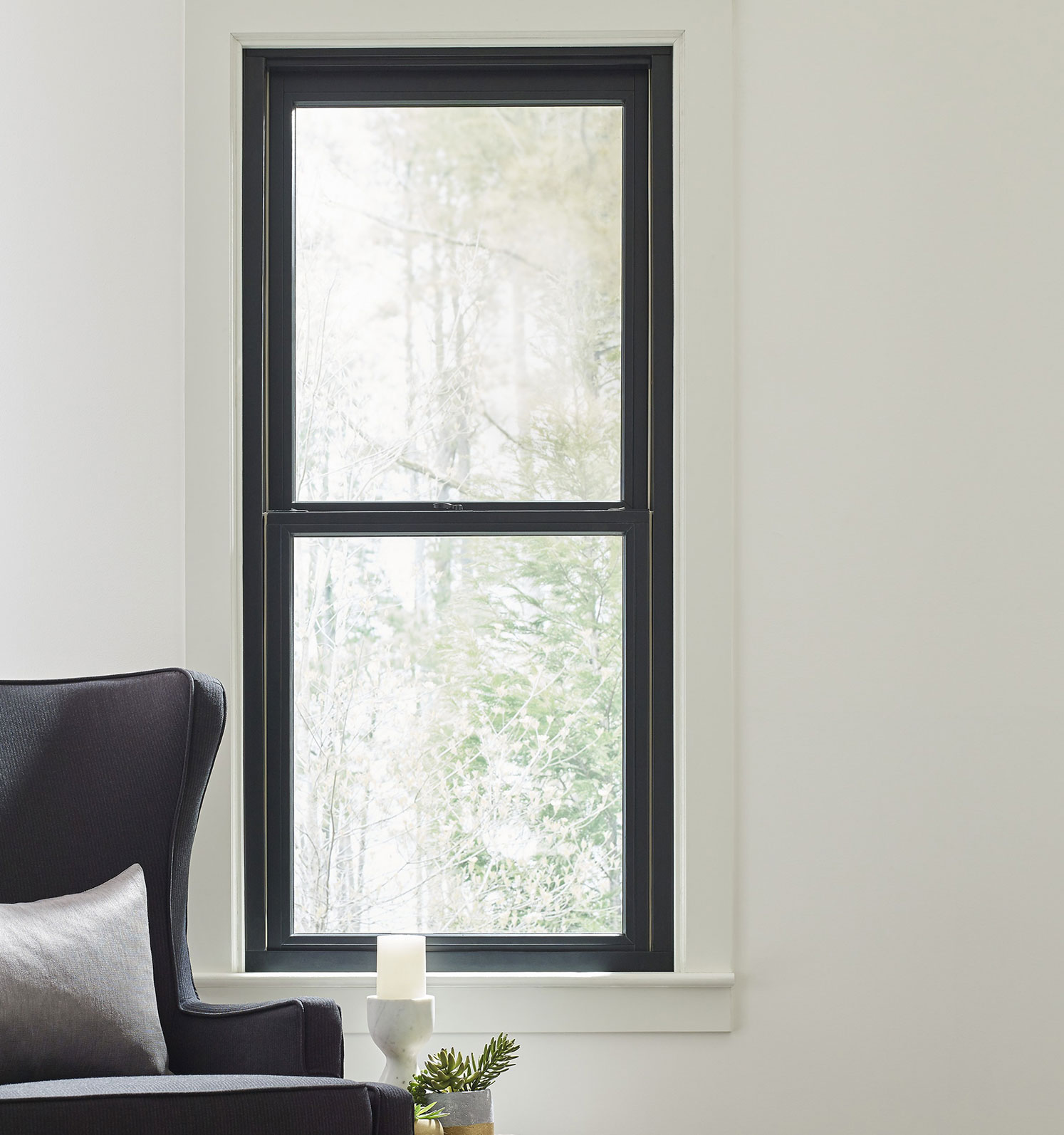 The Folding Door Store can install custom single hung windows inside your home today.