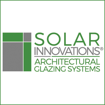 One of The Folding Door Store's partners providing parts and material is Solar Innovations Architectural Glazing Systems.