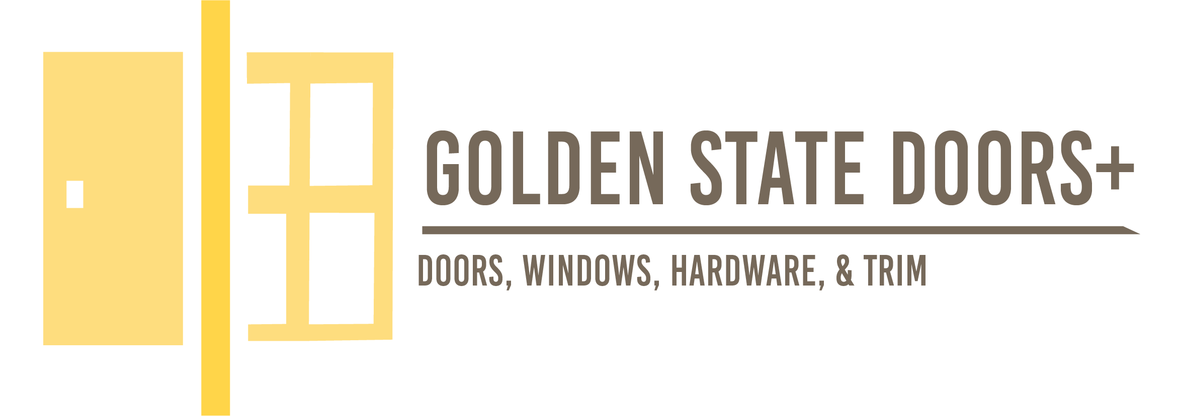 The Folding Door Store uses Golden State Doors when installing new entry doors at your home.