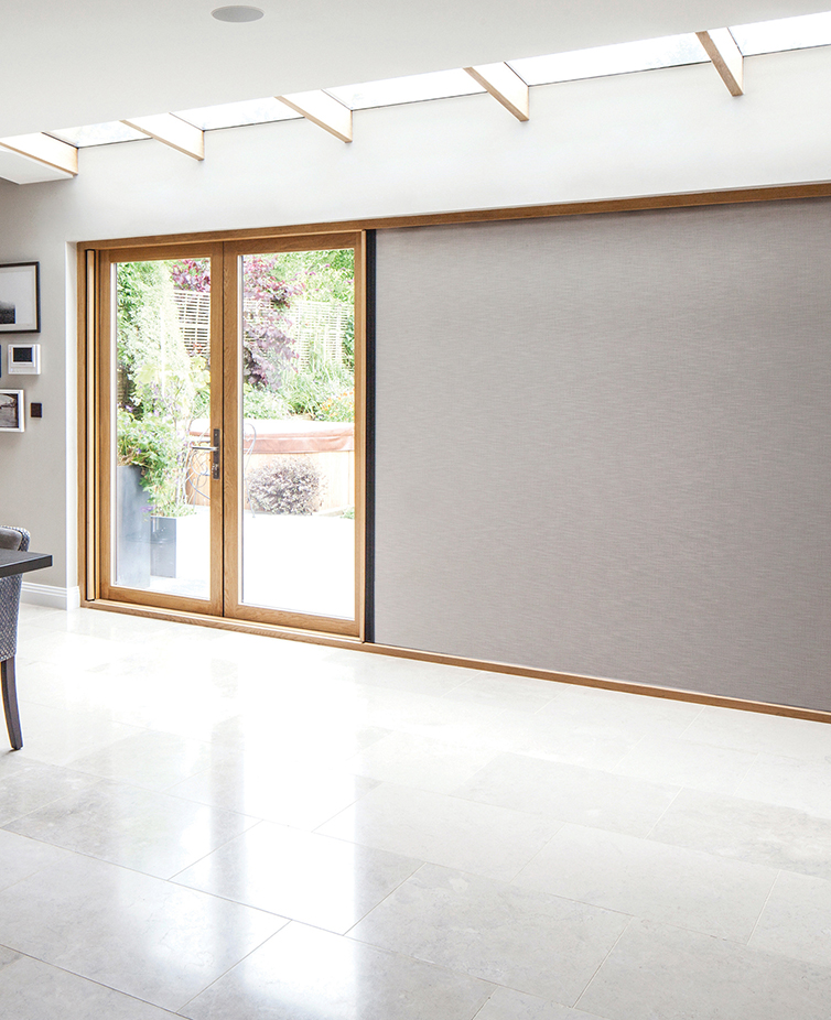 Folding doors installed by The Folding Door Store brighten up your home and make the outdoors more accessible.