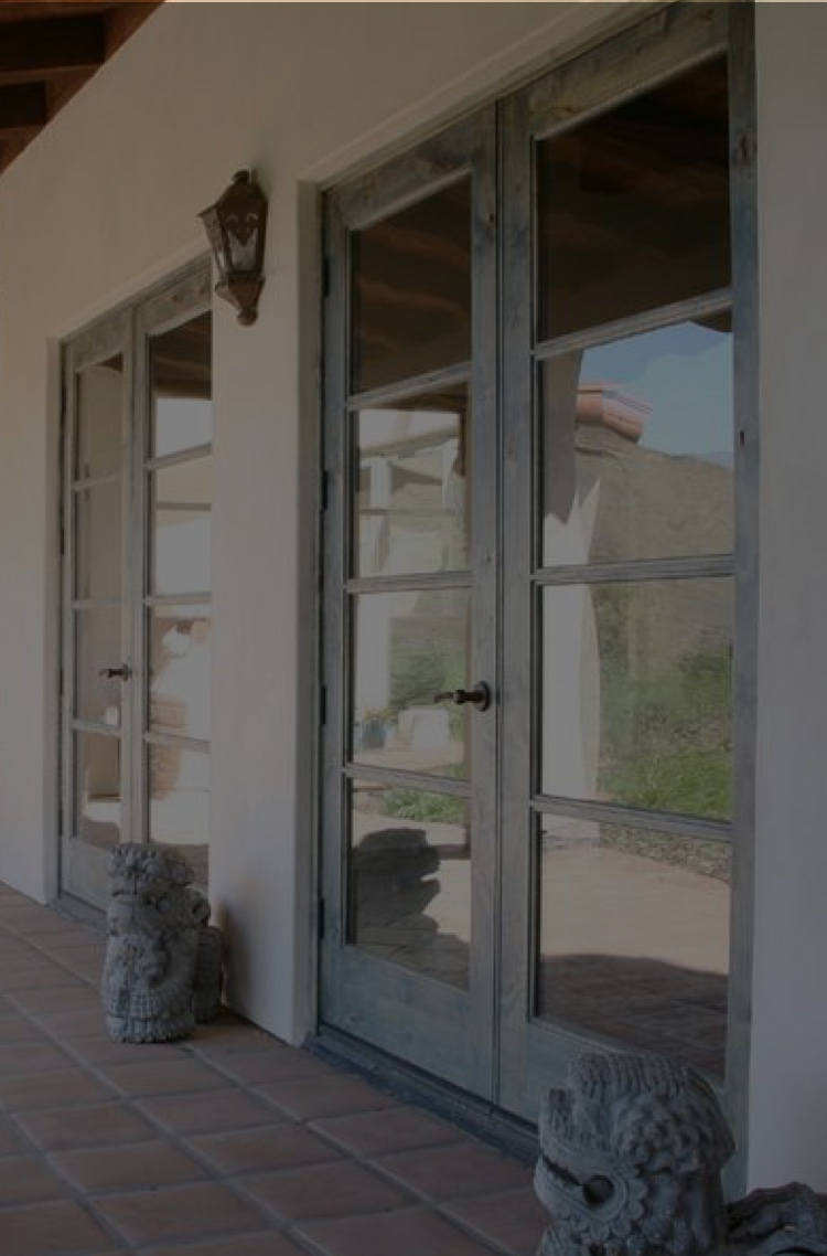 The Folding Door Store also can enhance the look of your home by installing top quality French doors.