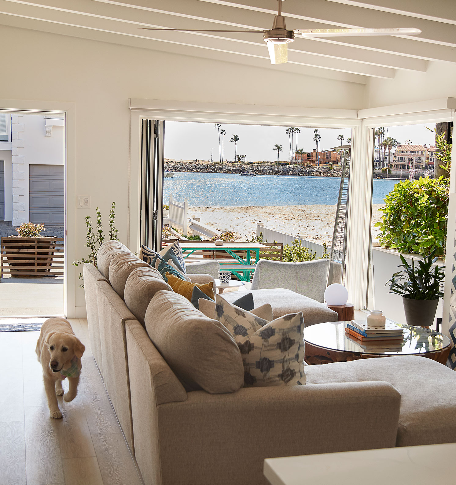 The Folding Door Store's windows, doors, screens and more can bring light and ventilation to your home
