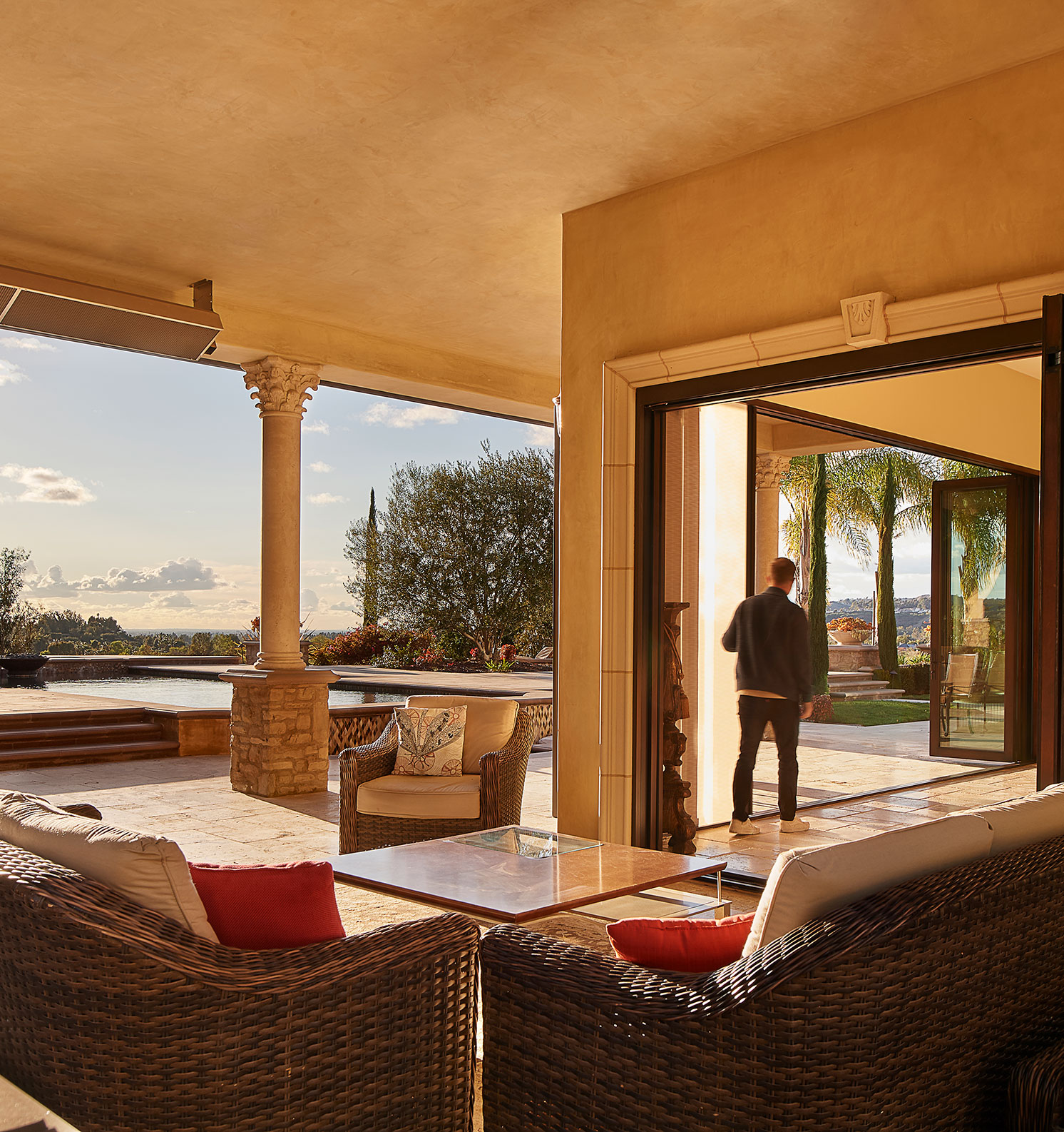 The Folding Door Store can install sliding doors or screen doors at your home to make enjoying the outdoors even easier.